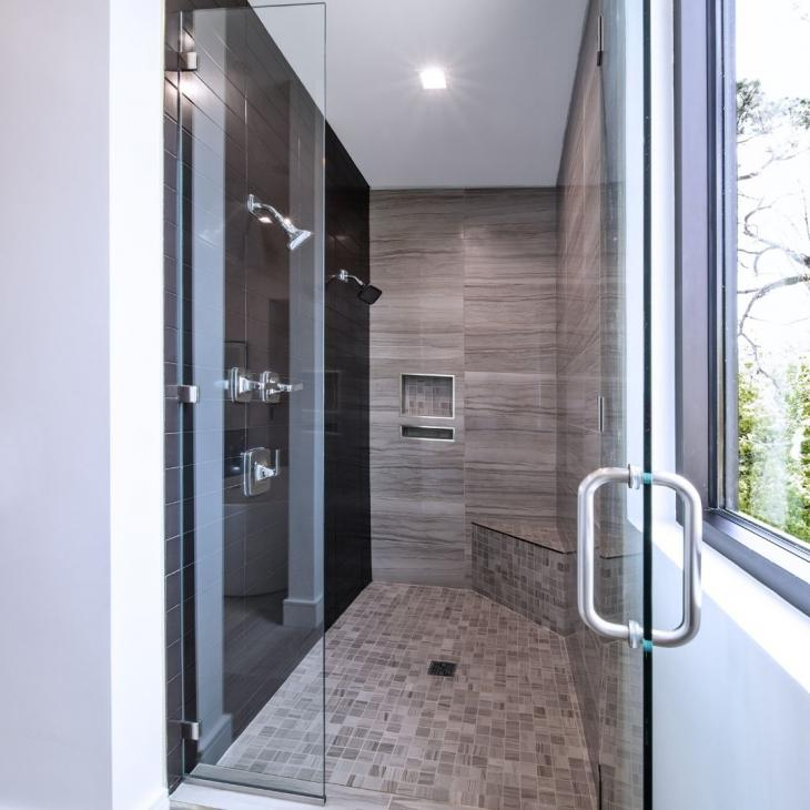 How glass shower doors reinvigorate your home appeal